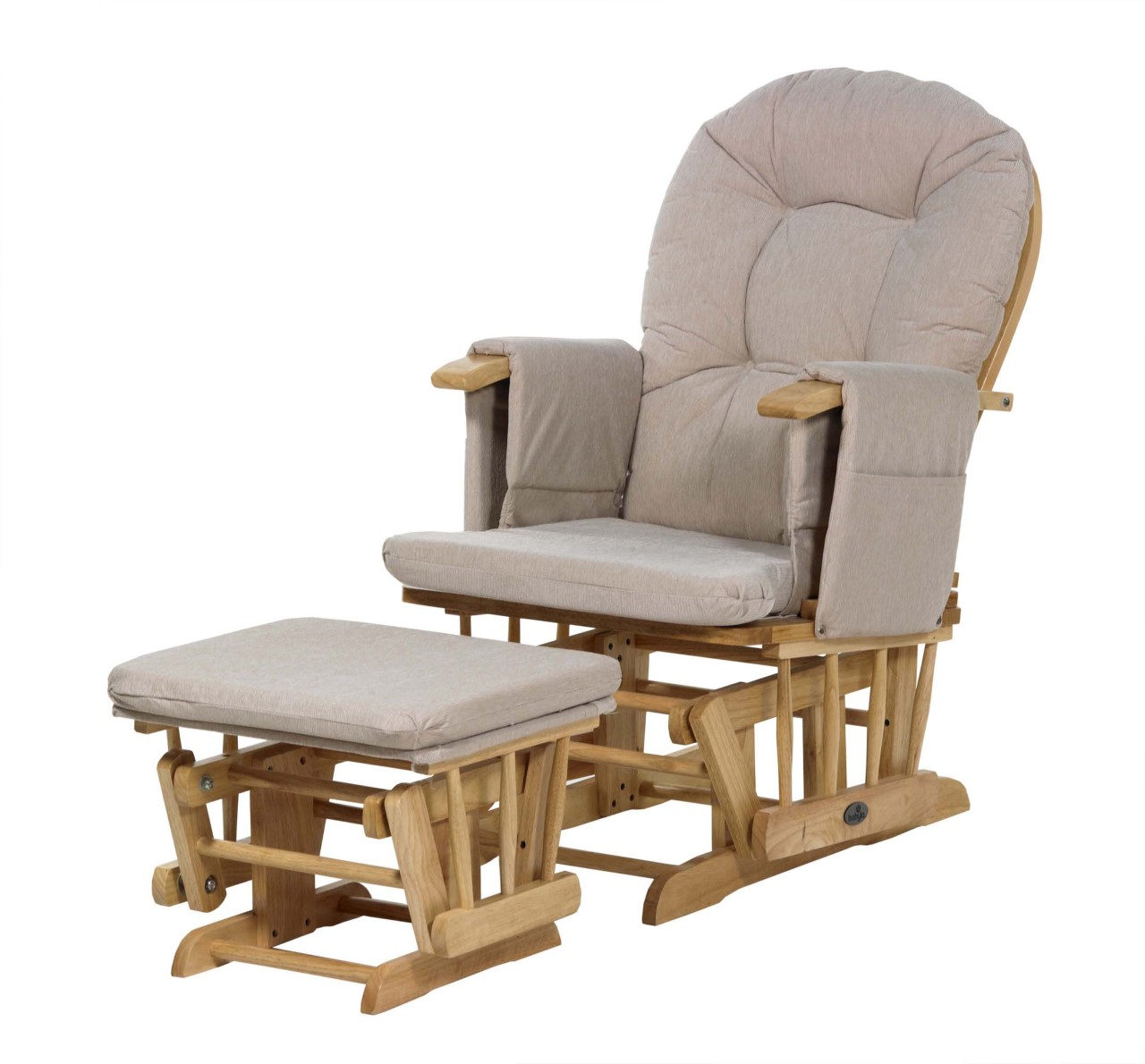 Babylo Monaco Glider Chair Best For Baby