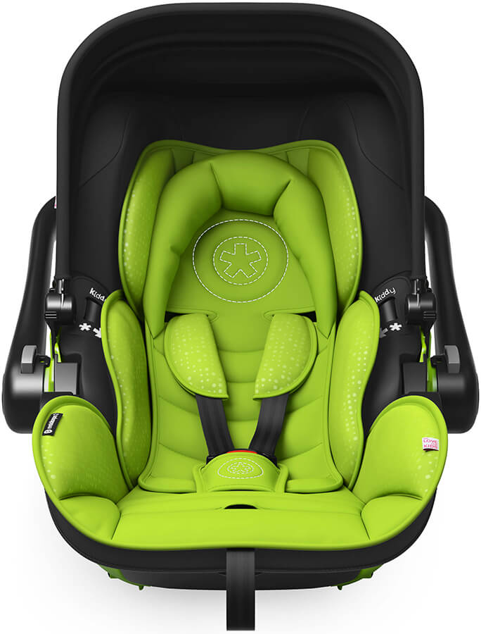 Kiddy Evolution Pro 2 Lime Green Car Seat