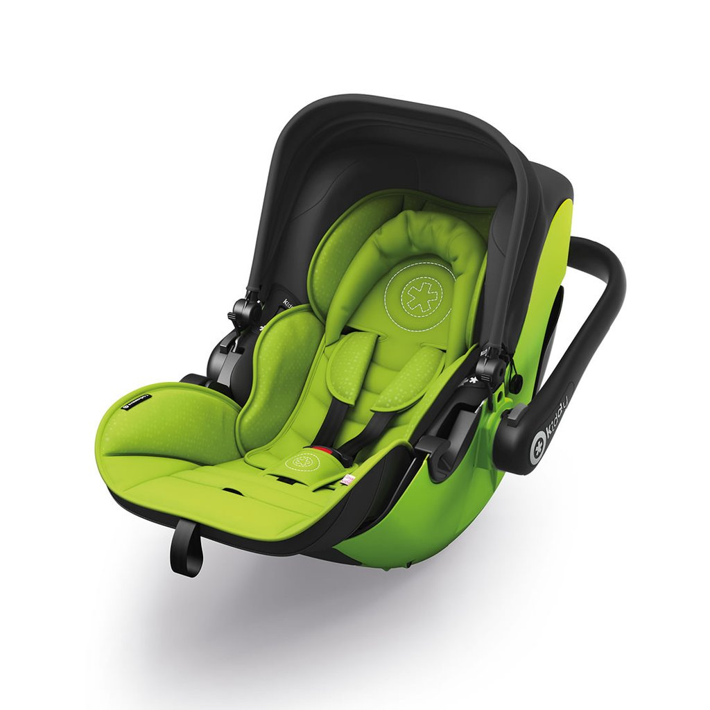 kiddy evolution pro 2 lime green car seat best for baby. Black Bedroom Furniture Sets. Home Design Ideas